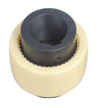 NL4 elastic internal gear coupling
