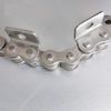 Double Pitch Conveyor Chains with Special Attachments