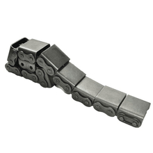 Roller Chains with U Type Attachments