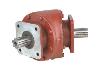 AG135 Gearbox